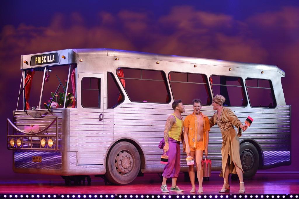 s Tick, Adam Bailey as Felicia - Priscilla Queen of the Desert - The Musical - Photo credit Paul Coltas (2)