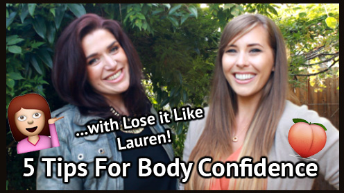 5 tips for body confidence still