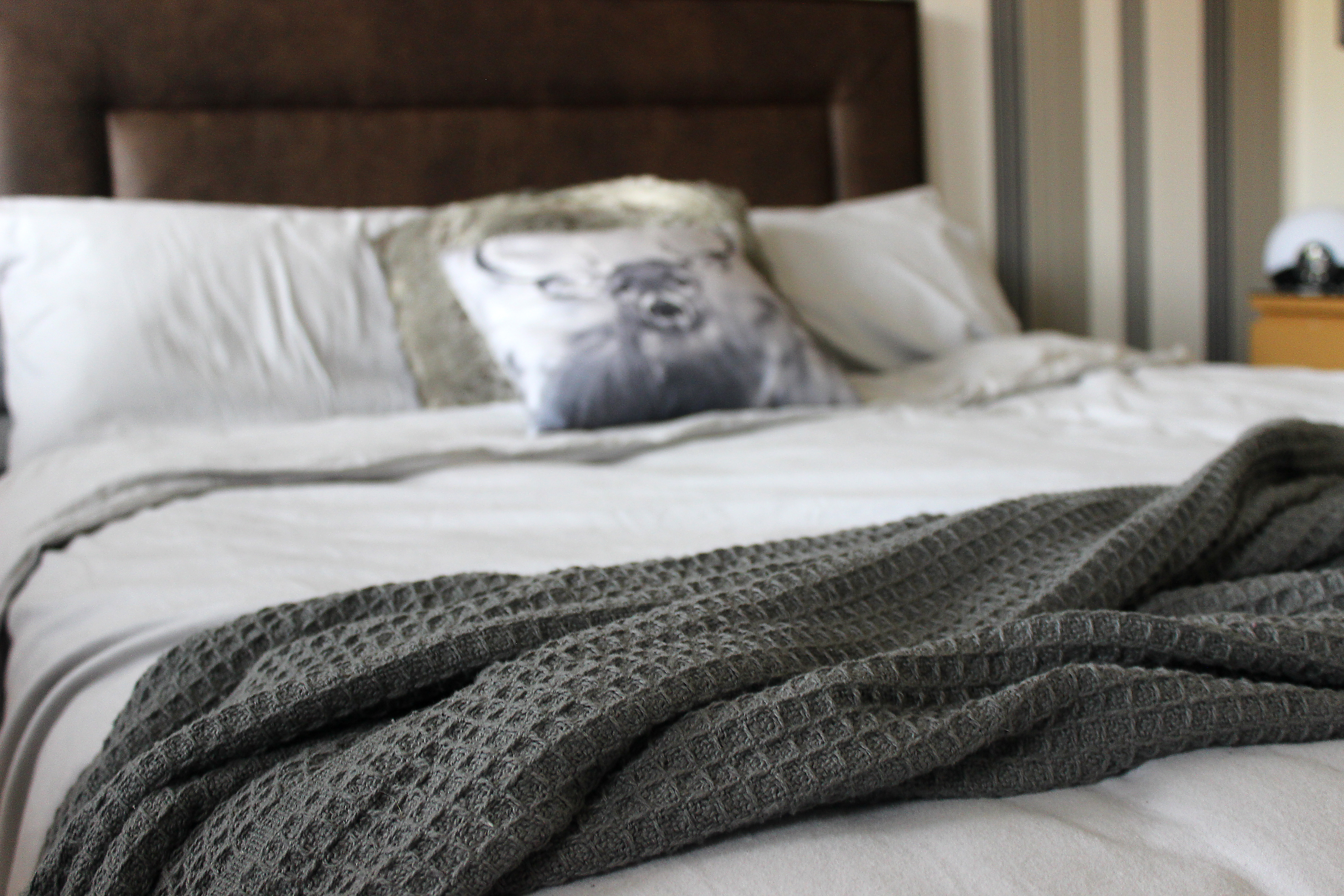 Bedroom Makeover and Top 5 Tips For A Great Night s Sleep