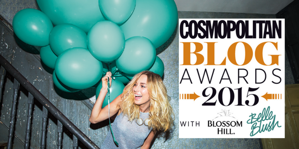 xameliax cosmo blog awards