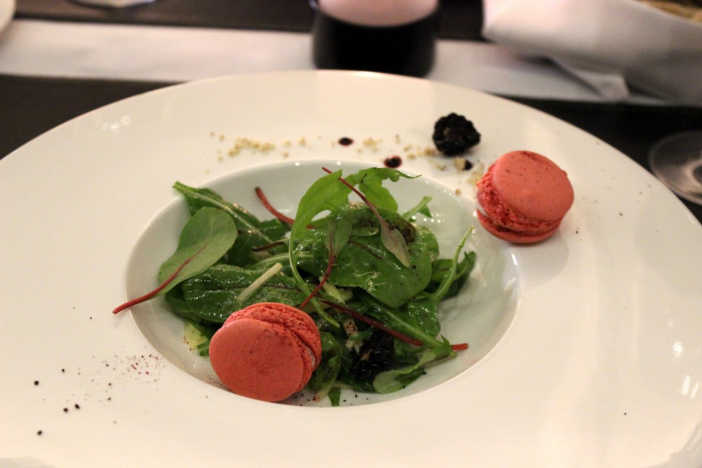Amarylis Restaurant Krawkow Review Tasting Menu Poland (11)