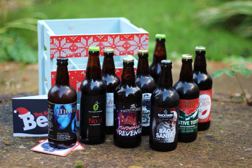 Best of British beer christmas ale crate gift for dad (3)