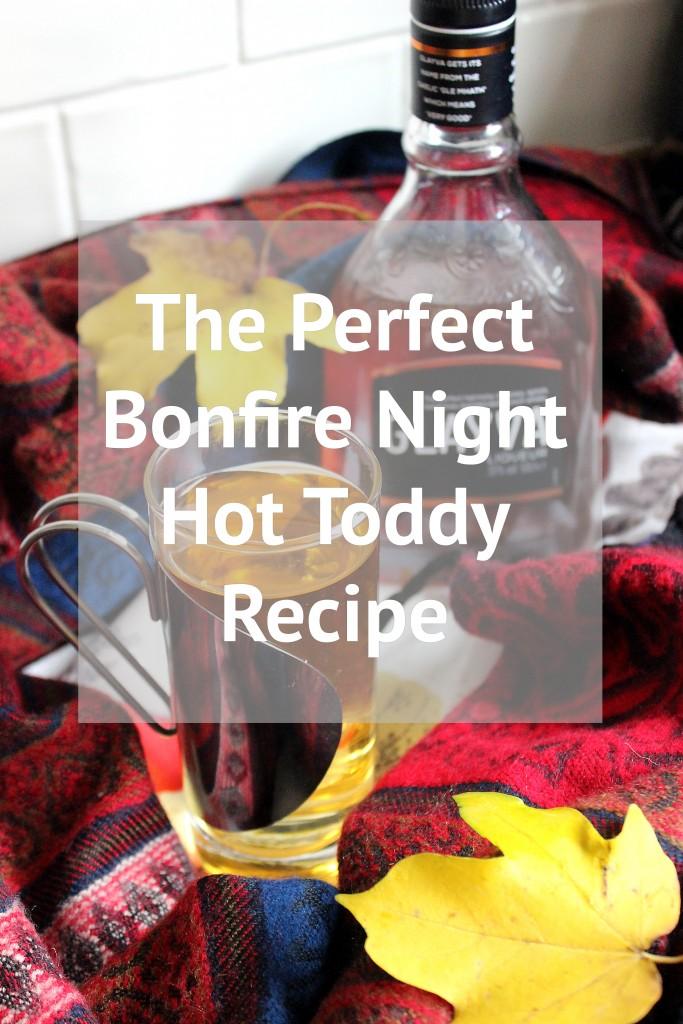 Bonfire Night Hot Toddy