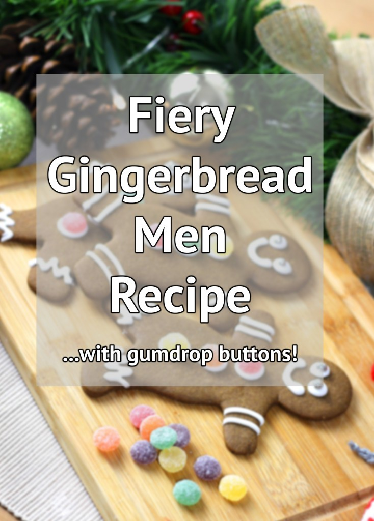 Fiery Gingerbread recipe