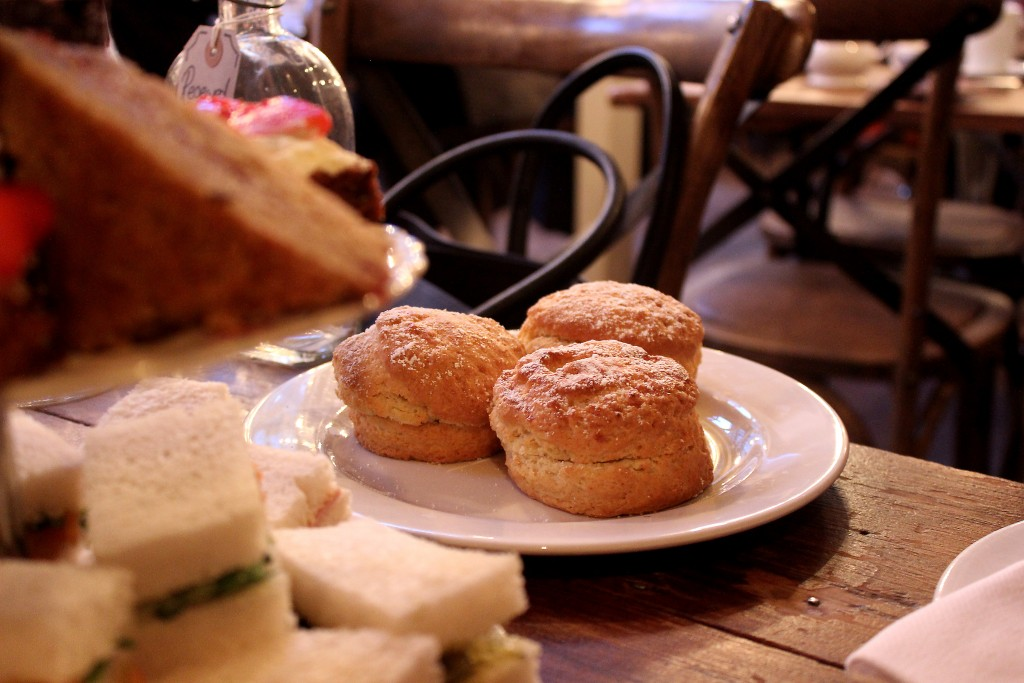 Lost & Found Birmingham Afternoon Tea Review (1)