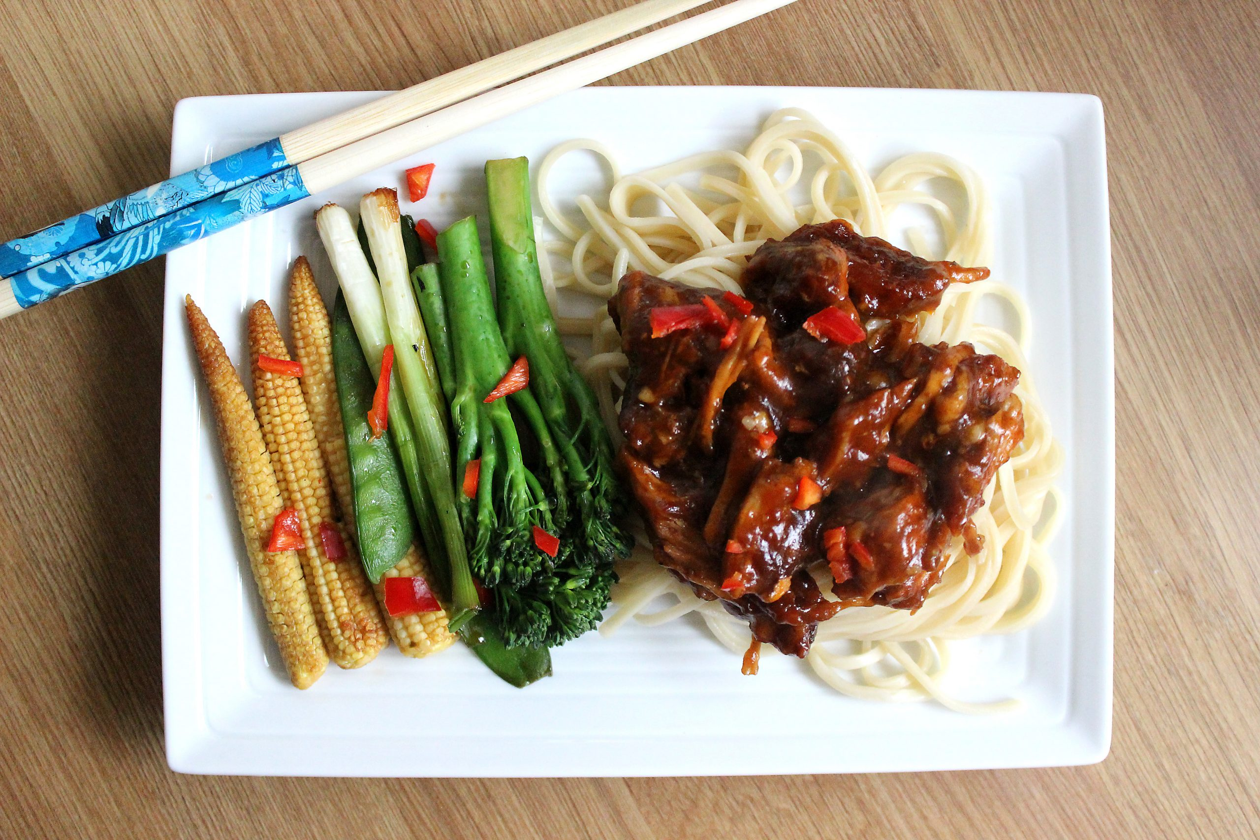 Chinese BBQ Pulled Pork Recipe, Slow Cooker Pulled Pork