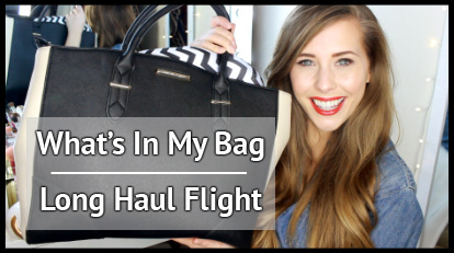 Long Haul Flight Travel Essentials Still 2