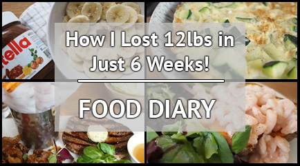 What I Ate In A Week to Lose 12lbs in 6 weeks, Food Diary, weight loss video, weight loss diet