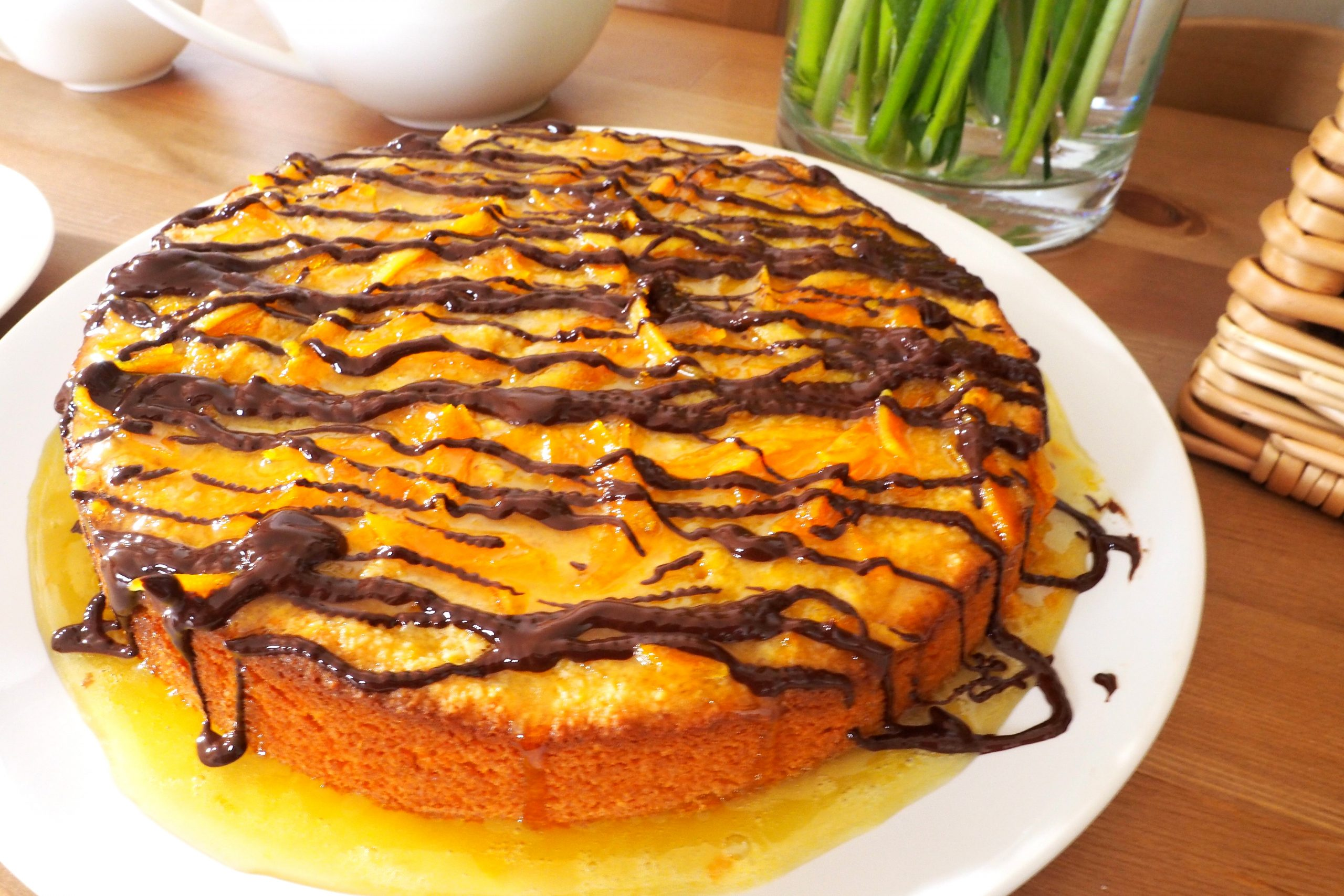 Gluten Free Chocolate Orange Cake Recipe