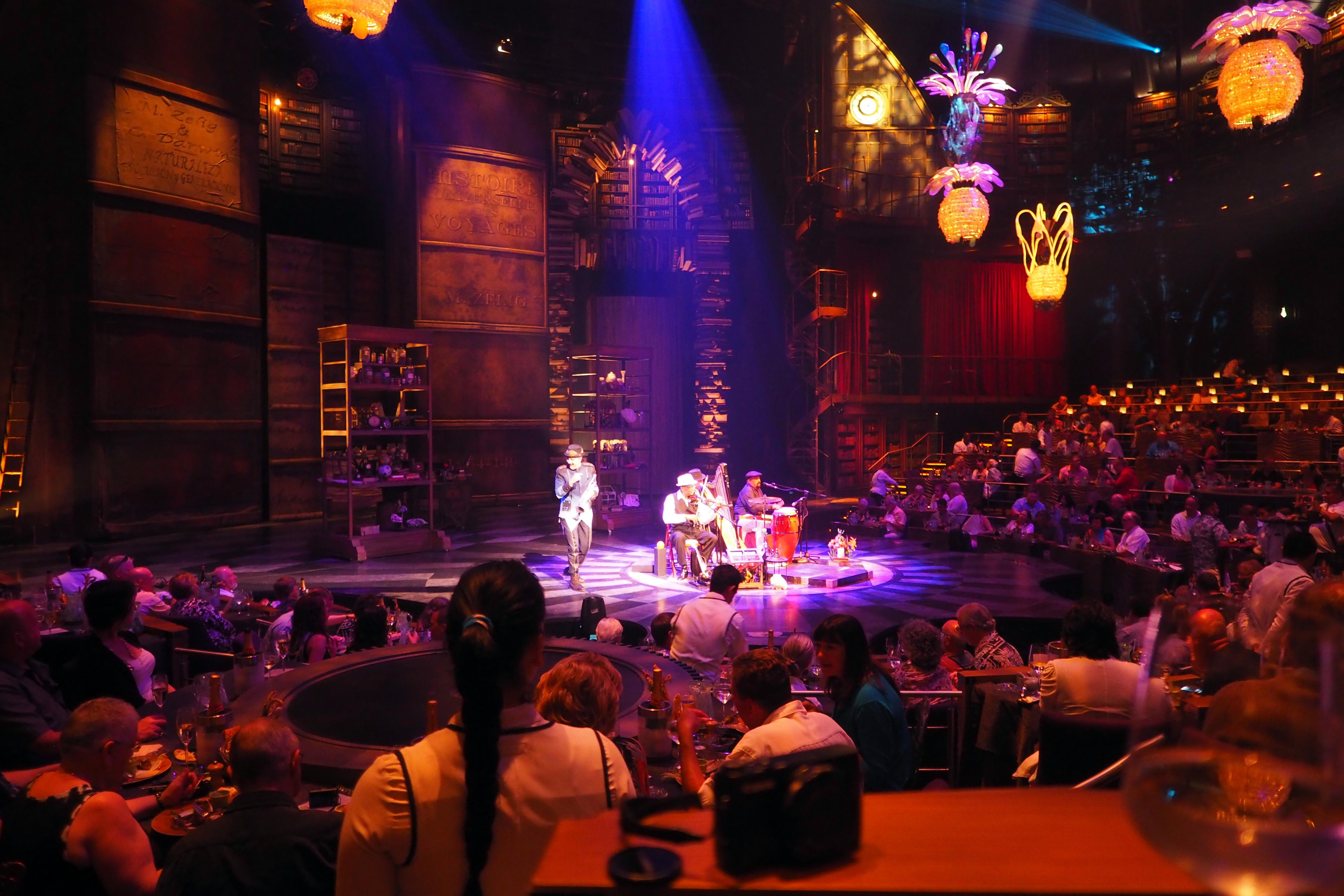 JOYA Mexico review, Cirque du Soleil Joya Review, Cirque Du Soleil Cancun
