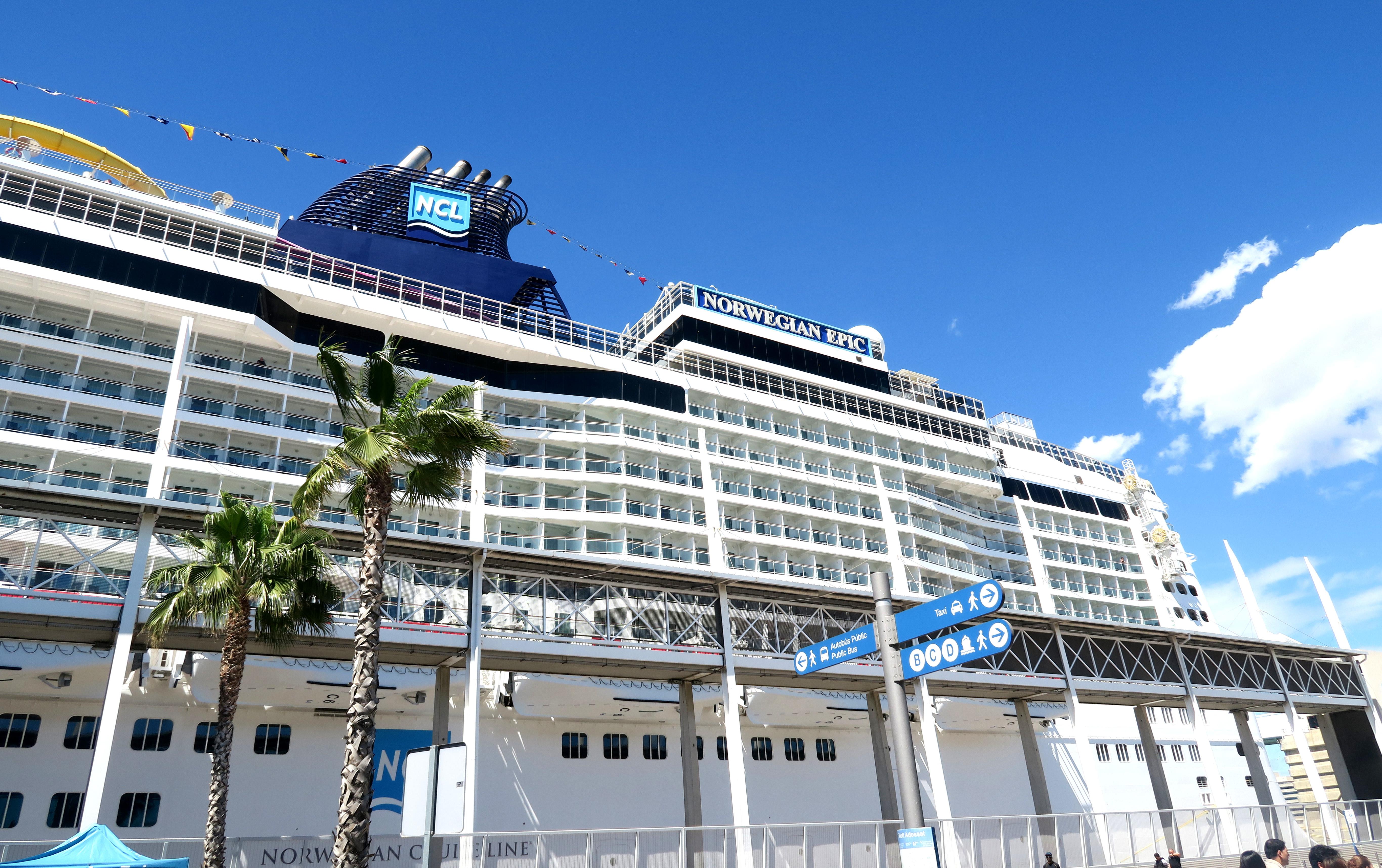 Norwegian Epic Review, Cruise Blog