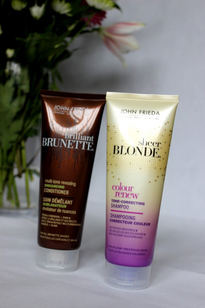 Shampoo and Conditioner for Ombre Hair