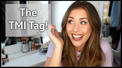The TMI Tag Questions 2016