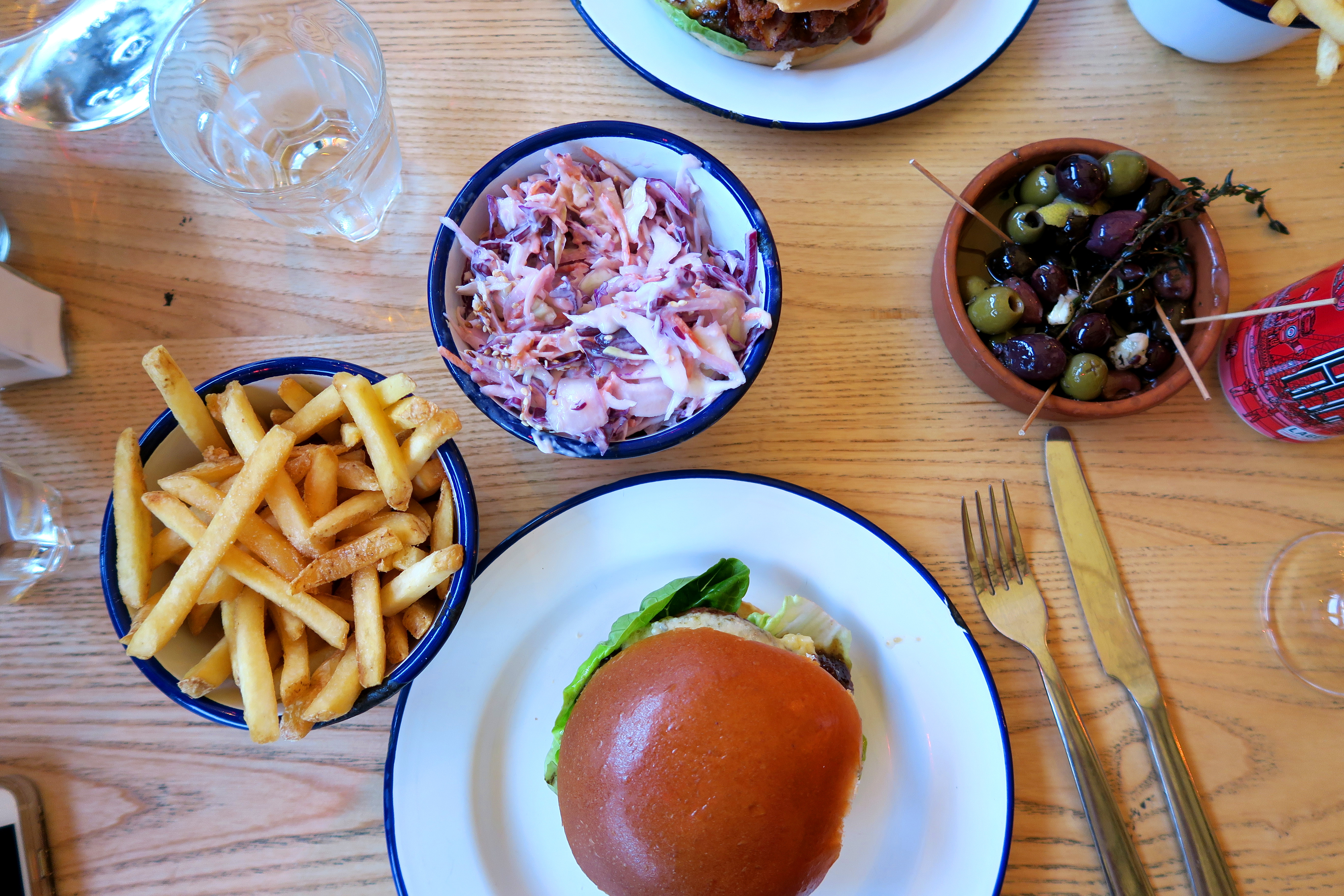 Three Brother's Burgers Review, Where to eat in Bristol