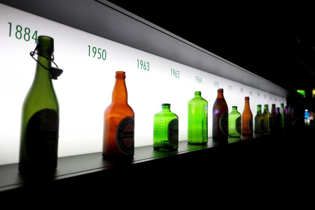Heineken through the years