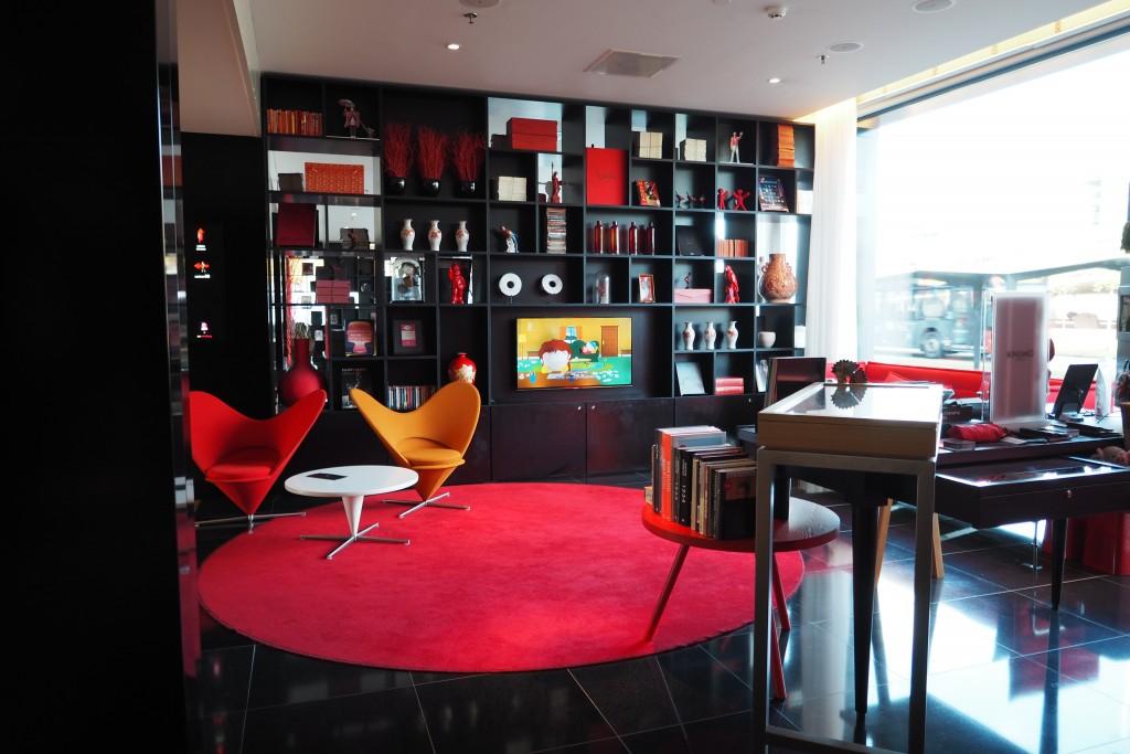48 hours in Amsterdam - Citizen M hotel