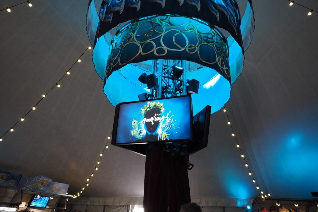 48 hours in Amsterdam - Cirque du Soleil