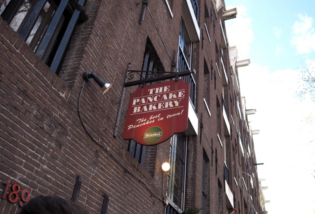 48 hours in Amsterdam - The Pancake Bakery
