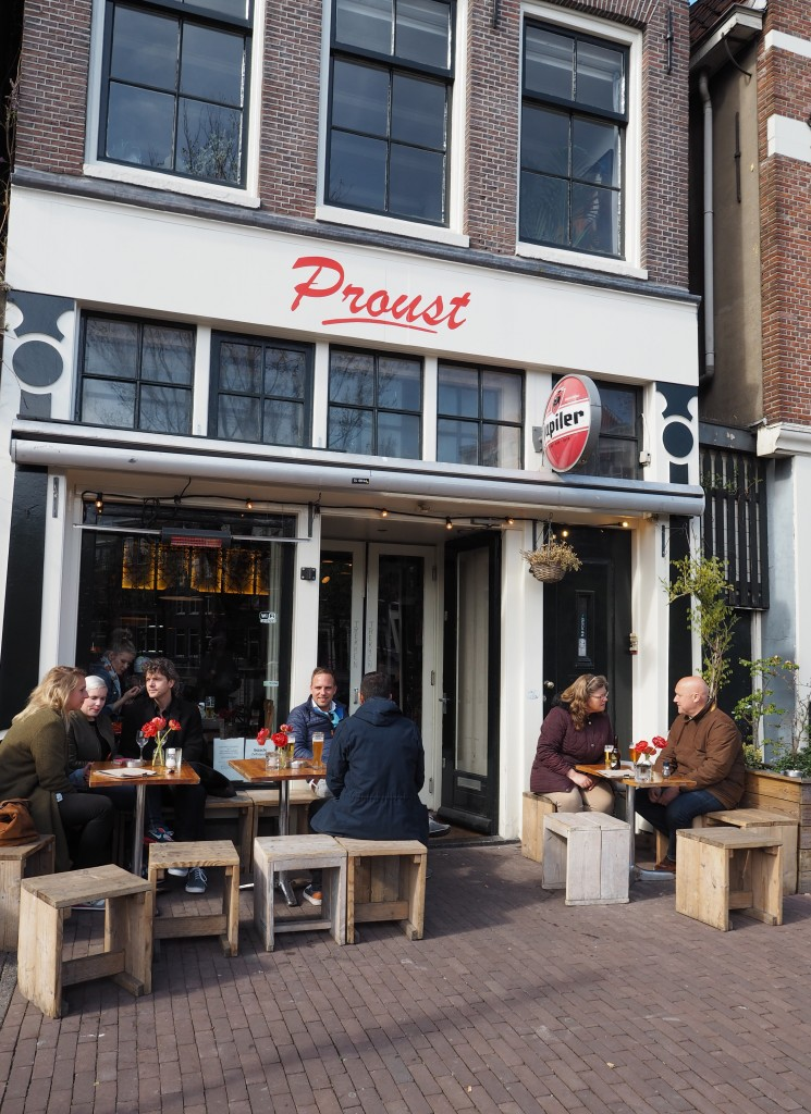 48 hours in Amsterdam - Proust