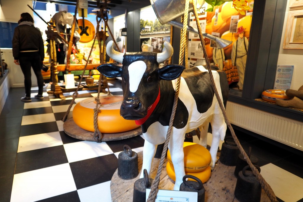 48 hours in Amsterdam - Cheese Museum