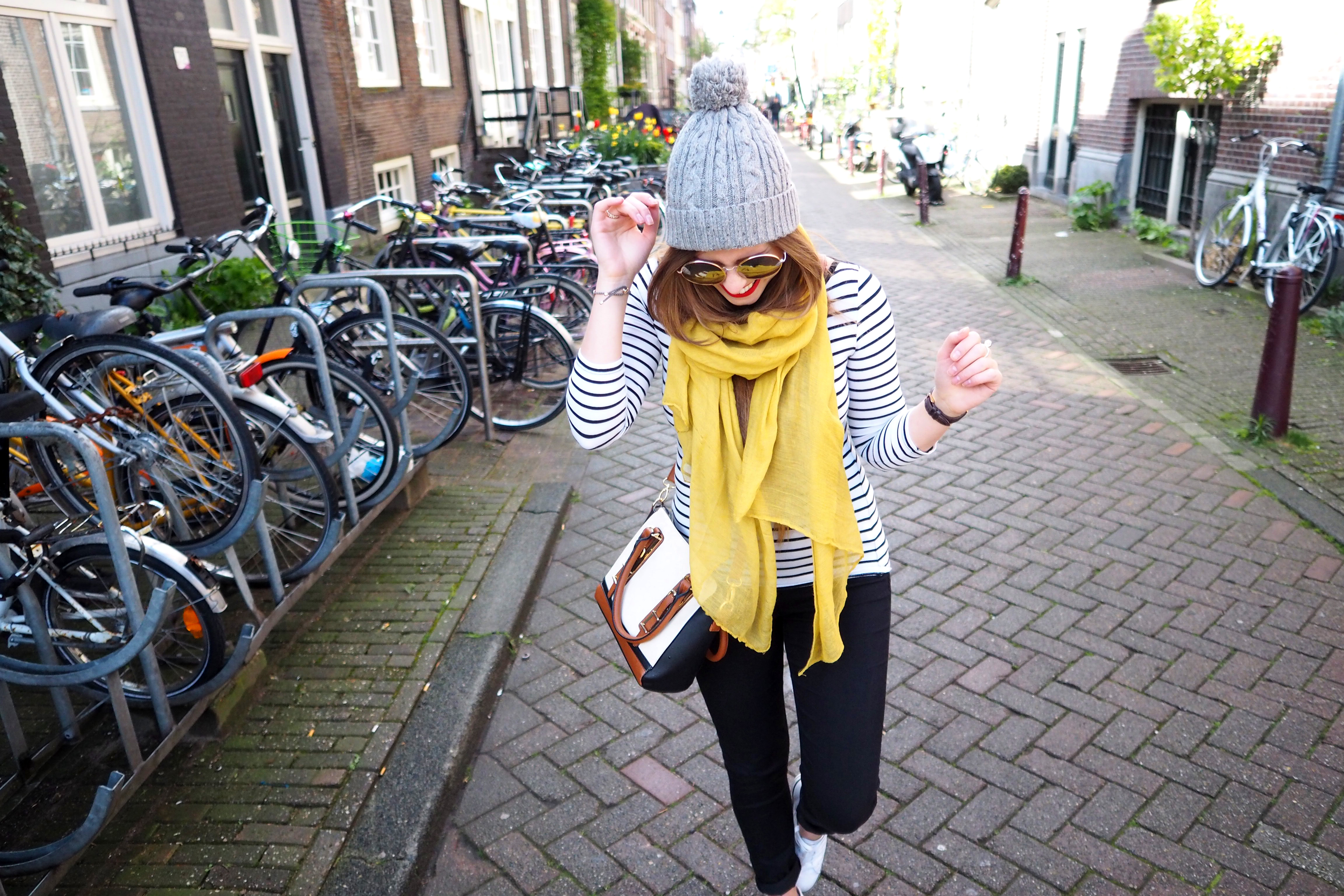 City Street Style, Amsterdam, High Street Fashion Blogger