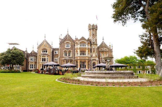 Oakley Court Hotel Windsor Review