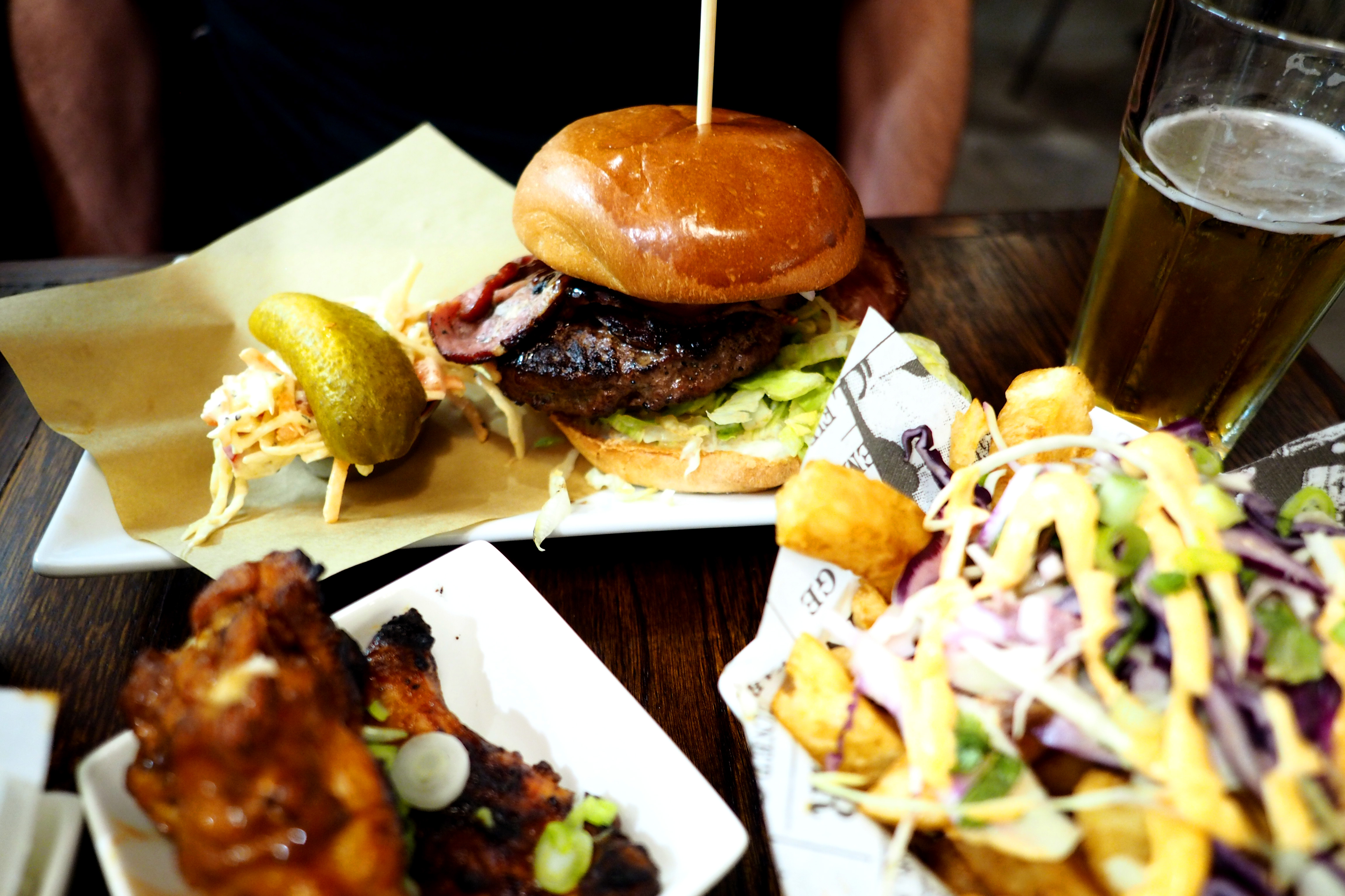 The Handmade Burger Co Review