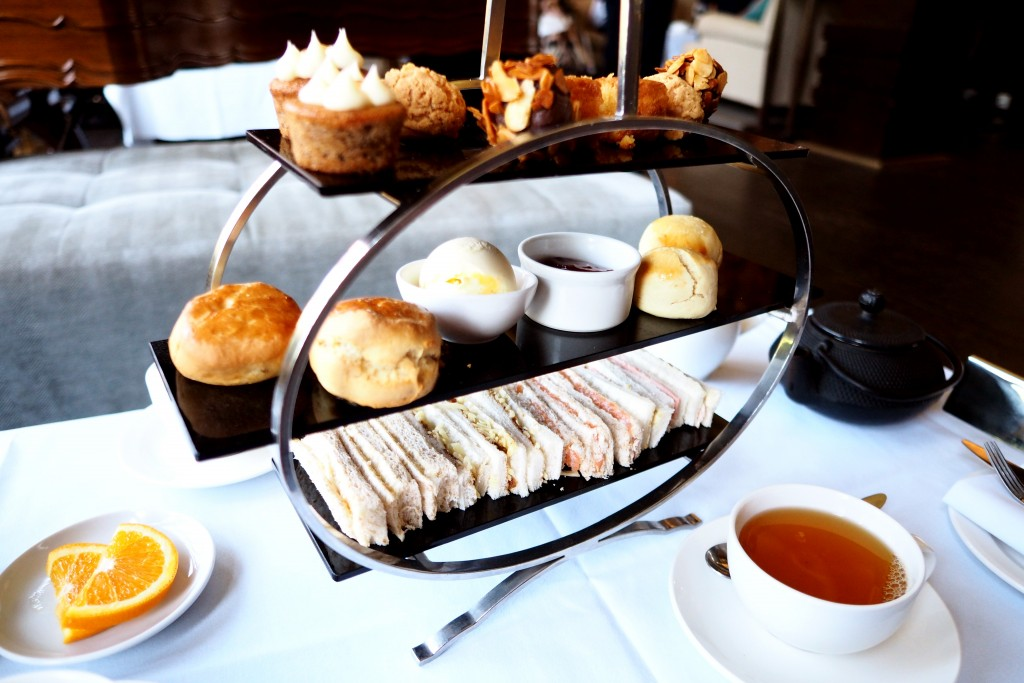 Hoar Cross Hall Afternoon Tea Review
