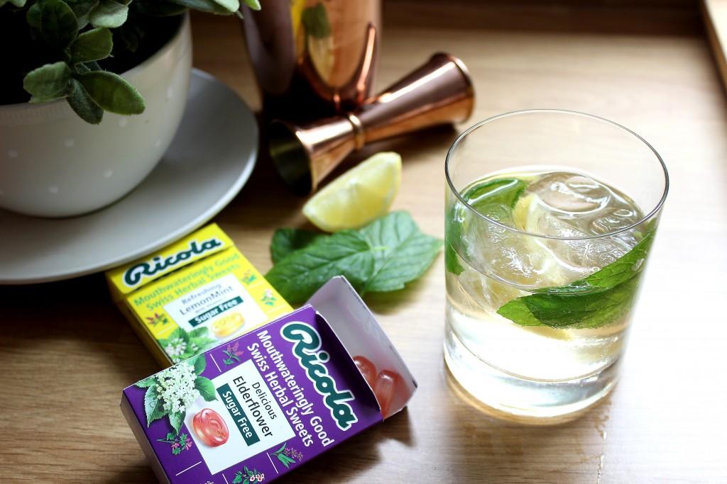 Sugar Free non-alcoholic cocktail recipe