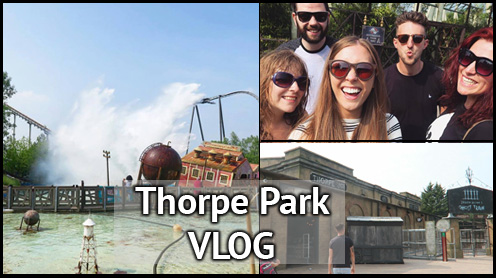 Thorpe Park Vlog 2016 still