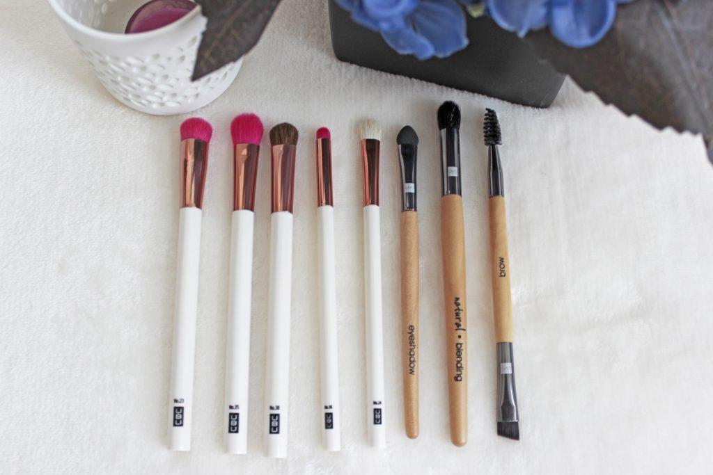 make up brushes for eyes - 2
