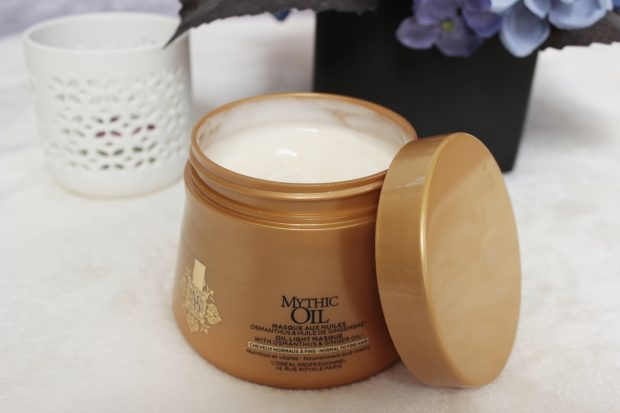 L'Oreal Mythis Oil Masque