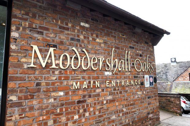 moddershall oaks spa rview
