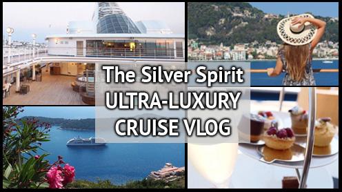 Silversea Cruise Vlog Still