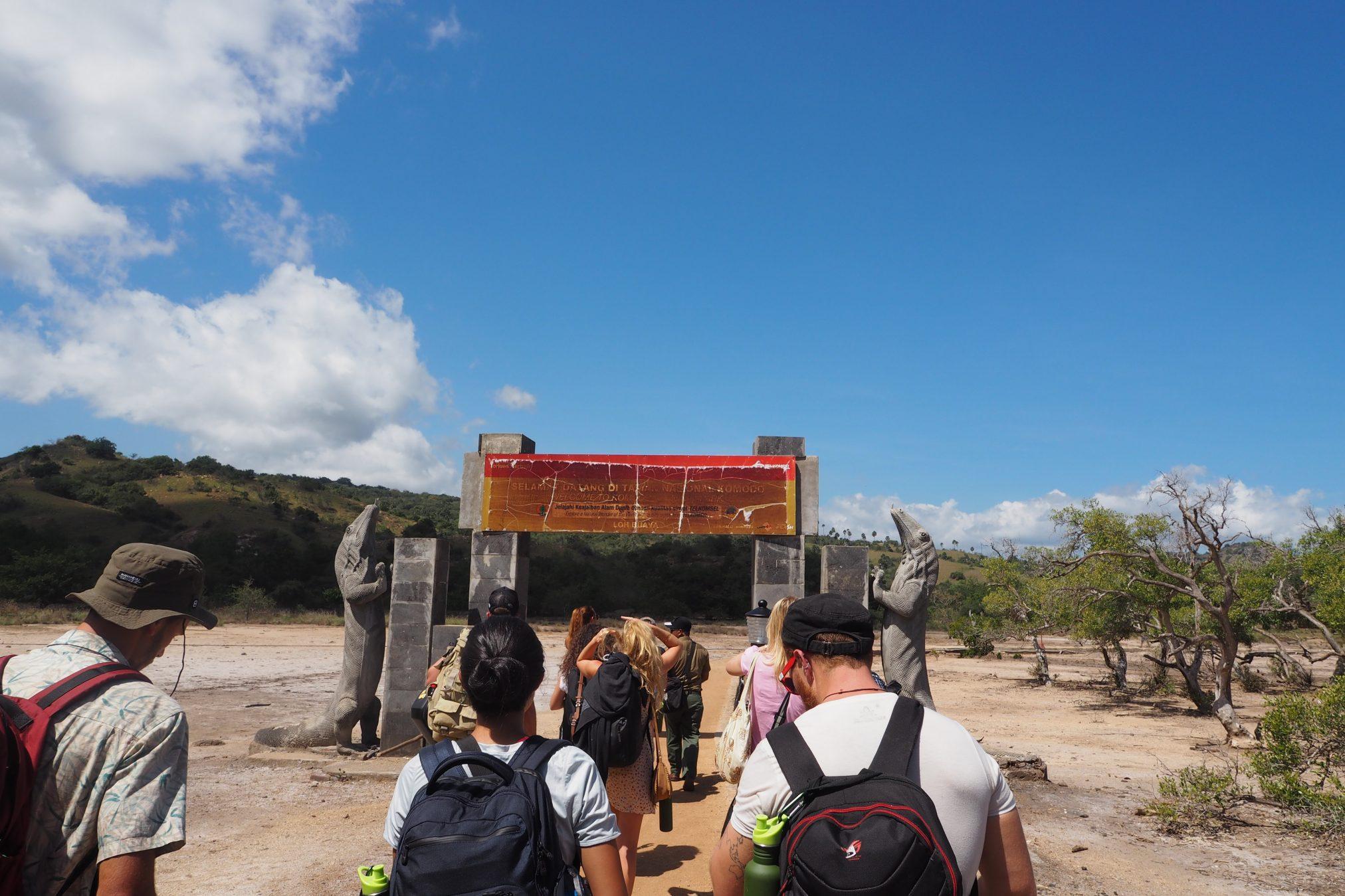 Komodo Dragon Natonal Park