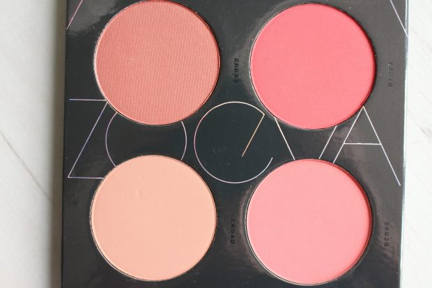 Zoeva Coral Cheek Specturm Palettes 1