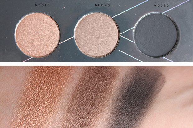 Zoeva Nude Spectrum Palette 1