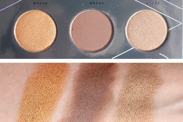 Zoeva Nude Spectrum Palette 2