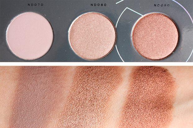 Zoeva Nude Spectrum Palette 3