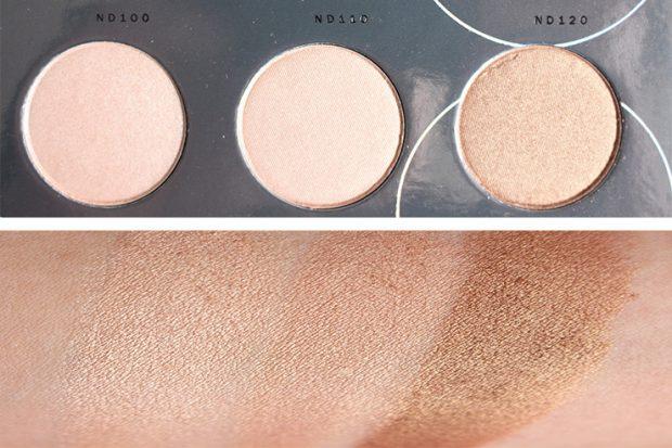 Zoeva Nude Spectrum Palette 4