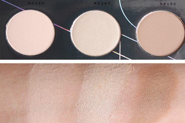 Zoeva Nude Spectrum Palette 5