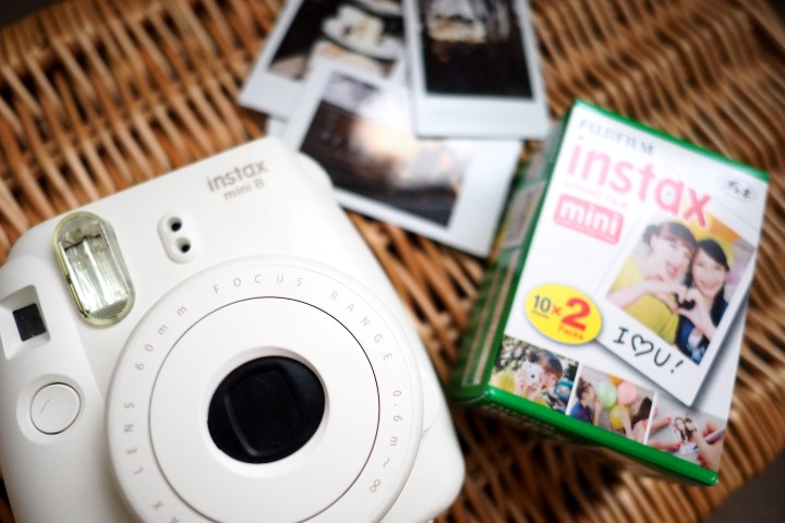 Virgin Experience Days, The Belfry Spa Day with Instax Mini 8