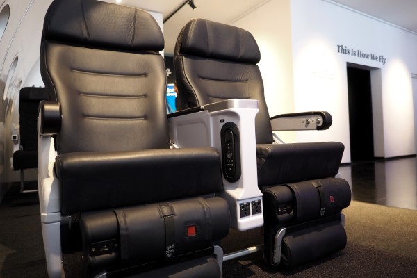 Air New Zealand Business Class, Air New Zealand Skycouch