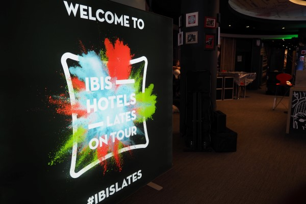 ibis Lates on Tour