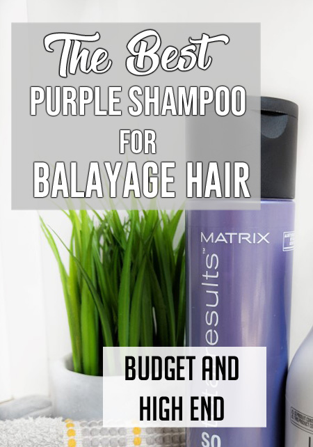 Best Purple Shampoos For Balayage Hair How To Brighten Up Balayage
