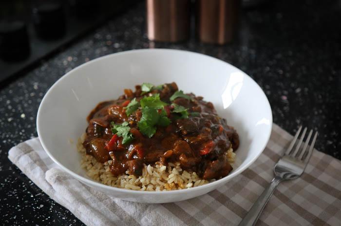 Easy Fusion Coconut Milk Lamb Curry Xameliax