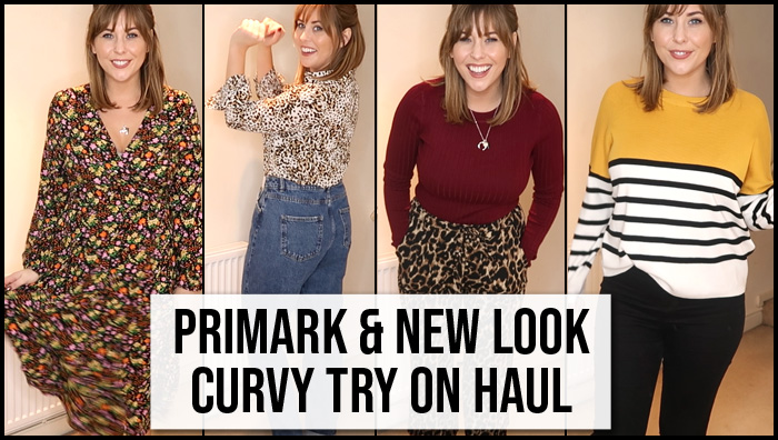 c703f70bd0 Curvy Primark & New Look Try on Haul | xameliax