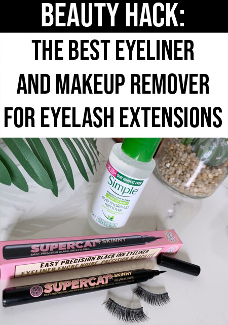 the best eyeliner for eyelash extensions