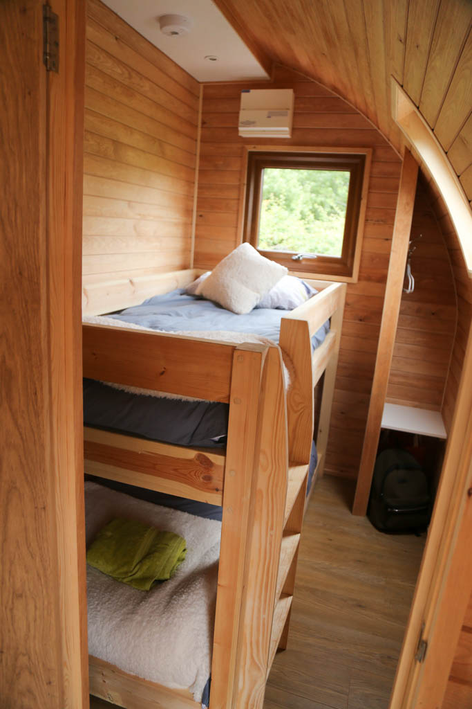 Luxury Glamping Pods with a Hot Tub in the Midlands, Wootton Park Pods Review
