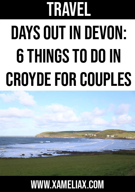 days out in devon, things to do in croyde